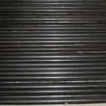 Perforated Filter Tube Stainless Steel/Aluminum Plate 0.5~10mm Thickness