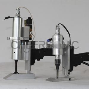 China Airbag Ultrasonic Sealing Machine , Ultrasonic Welding Equipment OEM Available on sale