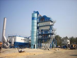 China MITNIK asphalt mixing plant, LB2000 asphalt batching plant 160t/h on sale