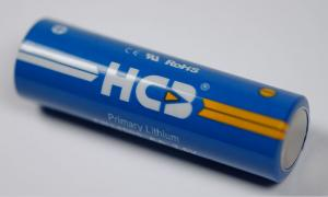 China ER14505 LLi-SOCl2 Battery 3.6 V 2500mAh AA Model Non-Rechargeable on sale