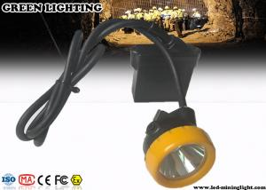 China 15000Lux 6.6Ah CREE Explosion Proof Rechargeable LED Headlamp on sale