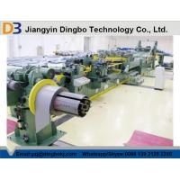 Coil Steel Cut To Length Machine With Safety Operation 1600mm Strip Width