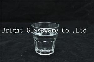 China clear beer cup, glass tumbler, whisky glass use in pub on sale