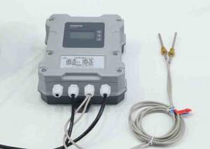 China Utility water flow meters by magnetic flowmeter, PTFE liner, remote display, PN16 on sale
