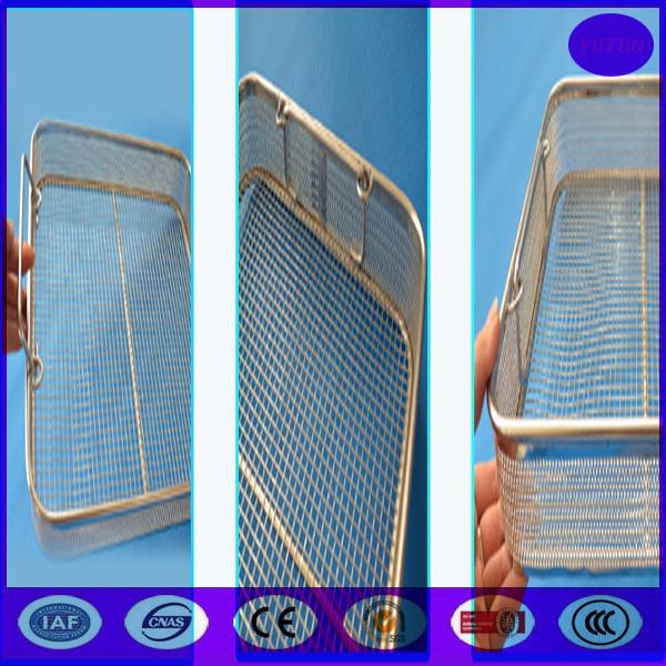 Medical sterilizing basket/Wire Mesh Basket,Mesh Basket (304,304l ...