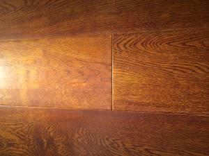 China red wine oak engineered timber flooring on sale