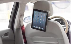 China 360 degree new ipad gadget Universal Tablet Car Seat headrest Holder on sale