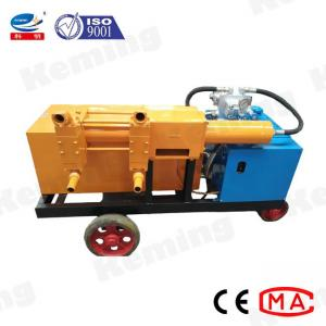 China Hydraulic Civil Engineering 11.4m3/H Cement Grout Pump on sale