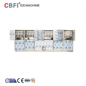 China Edible Commercial Cube Ice Machine Ice Factory Used on sale