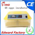China Newest design Cheap duck eggs incubator In Stock With 99% hatching Rate with CE approved wholesale