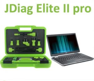 China Brand new JDiag Elite II Pro Professional ECU Programmer Diagnostic-Tools with Laptop with complete accessories on sale