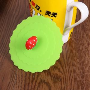 China cute design high quality best products kitchen accessories silicone bowl cover cup covers lids on sale
