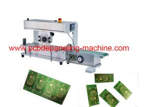 China Motorized Driven PCB Separator Machine 4M With Electric Eye Safe Sensor on sale