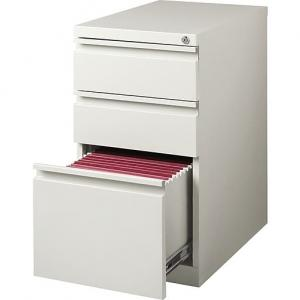 China OEM Company File Storage Cabinets Three - Drawer Lockable Fixed Structure on sale
