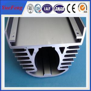 China Extruded aluminum enclosure /Aluminum heat sink for led /Aluminum heat sink enclosure on sale