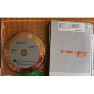 China Free Shipping!microsoft windows server 2008 R2 standard with 5cals retailbox on sale