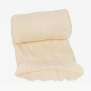 China Medical Bleached, Unbleached Tubular Elastic Bandage With 5cm, 7.5cm, 10cm Width WL10013 on sale
