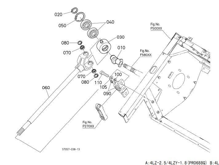 Kubota Tractor Parts Catalog