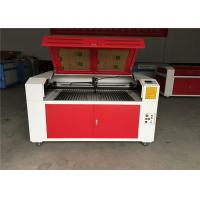China Acrylic Wood Glass CO2 Laser Engraving Machine 80W Easy To Adjust Laser Route on sale
