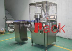 China Automatic spray bottle filling capping machine, perfume filling machine on sale