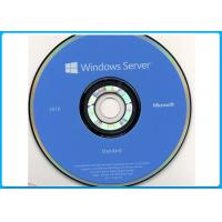 Full Version Microsoft Windows Softwares Win Server 2016 Standard OEM box  64bit Operating Systems