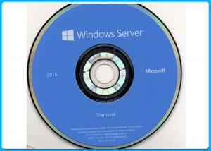 China Full Version Microsoft Windows Softwares Win Server 2016 Standard OEM box 64bit Operating Systems wholesale
