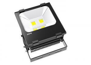 China 100 W Slim Design Waterproof LED Flood Lamps / LED Garden Flood Lights on sale