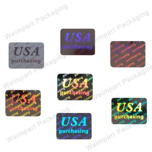 China Holographic Stickers, paper sitcker on sale