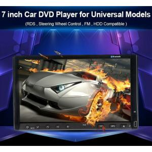China 7 2-Din Universal Car DVD GPS + Bluetooth + iPod + Android on sale