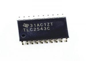 China TLC2543CDWR Integrated Circuit IC Chip 12 Bit Analog To Digital Converter on sale