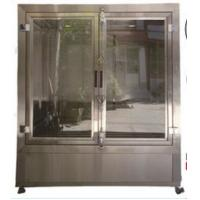China Water Resistance Environmental Test Chamber , AC380V 50HZ Rain Spray Test Chamber on sale