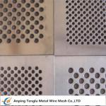 Punching Hole Wire mesh|Called Perforated Metal With 60° Hole Arrangement