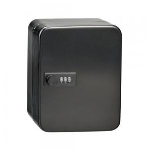 China High Portability Decorative Metal Key Box With Digital Password Lock on sale