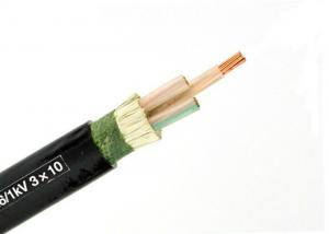 China Unarmoured & Armoured XLPE Insulated Power Cable 3 Core Conductor on sale