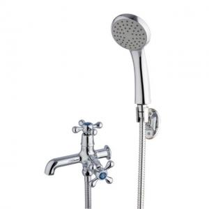 China Multi - Function Wall Mounted Taps With Single function Telephone shower on sale