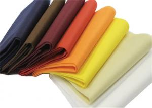China High Strength Colorful PP Spunbond Nonwoven Fabric Tear Resistant Water Resistant on sale