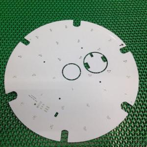 China Reliable Electronic Single Sided PCB Board , Aluminum PCB Board With 1 - 12 Layers on sale
