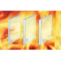 Monolithic Fire Resistant Glass Laminated 5mm 6mm 8mm For Hotel