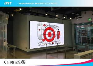 China P5 Flexible LED Display , LED Video Curtain HD resolution for shopping center on sale