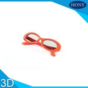 Quality Circular polarized  glasses /linear polarized glasses kids model for sale