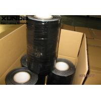 Black Aluminium Foil Tape For Wrapping Of Insulation Covered Pipes And Tanks