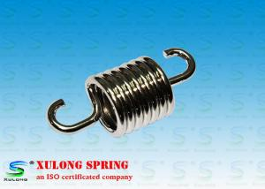 China 1.8MM Music Wire Tension Coil Springs Nickel Plating For Air Conditioner on sale