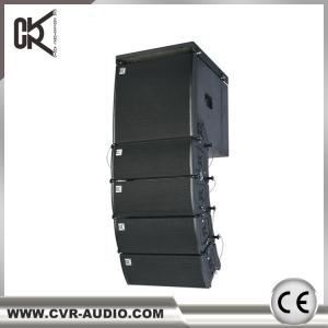 China CVR Active dual 12 inch line array DSP W-4P outdoor concert sound equipment on sale