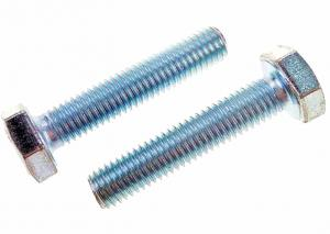 China Galvanized Allen Head Cap Fastener Screws Silver M6 Standard Metric Threads on sale