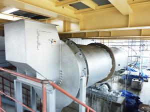 China Chinese Supplier Production Rotary Cooler Exports to Many Countries on sale
