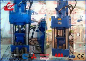 China Y83-5000 Aluminum Chips Briquetting Press Machine Briquetter Make Machine 30kW Motor on sale