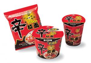 China Convenient Shin Ramyun Rice Stick Noodles 70G 120G on sale