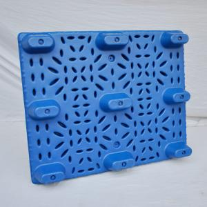 China 1100*1100*150mm Cheap Used Heavy Duty Blow Molding Plastic Pallets for Sale from Jiangsu China on sale