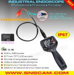 SNS-99D5 Professional Video Endoscope with 2.7 inch TFT LCD display screen