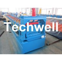 Joint-Hidden Roof and Wall Cladding Panel Roll Forming Machine